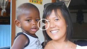 Estelle coordinatrice du projet Love Bridge